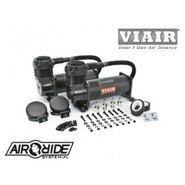 2 Kompresory VIAIR 444C Black - DUAL
