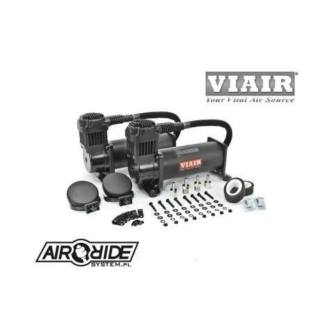 2 Kompresory VIAIR 444C Black - DUAL