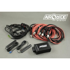 Zestaw airRIDE Mini-BT - Moduł + 5 Czujników + Antena