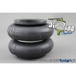 2-bałwankowa poduszka Dunlop / Rubena 150mm z pierścieniem