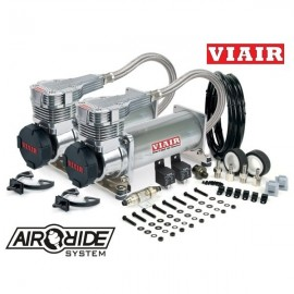 DUAL Compressors VIAIR 485C Chrome - Gen.2