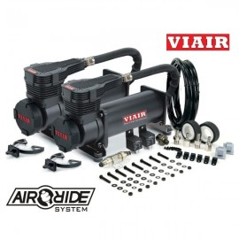 DUAL Compressors VIAIR 485C Black - Gen.2