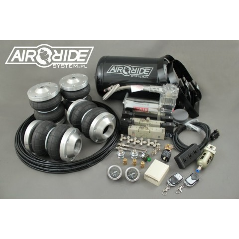 air-ride PRO kit F/R - Alfa Romeo 159 / Brera