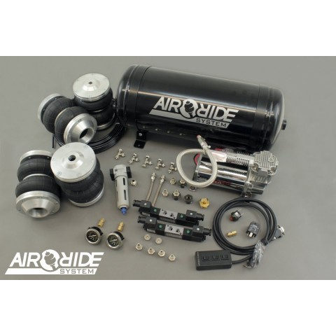 air-ride BEST PRICE kit F/R - Fiat 500 07-