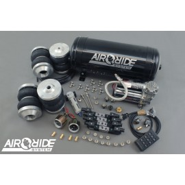 air-ride BEST PRICE kit VIP 4-way - VW Scirocco 1 / 2