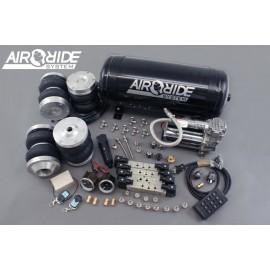 air-ride PRO kit VIP 4-way - Mercedes W201 W210 W124
