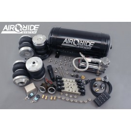 air-ride PRO kit VIP 4-way - Seat Leon 1M - 4WD
