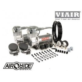 2 Kompresory VIAIR 380C Chrom - DUAL
