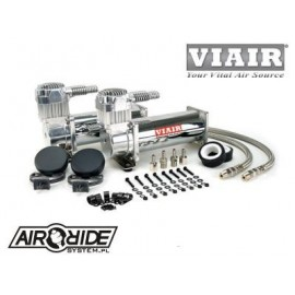 Compressors VIAIR 444C Chrome - DUAL