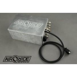 AirBOX mini 4way - zabudowana instalacja z 4 zaworami