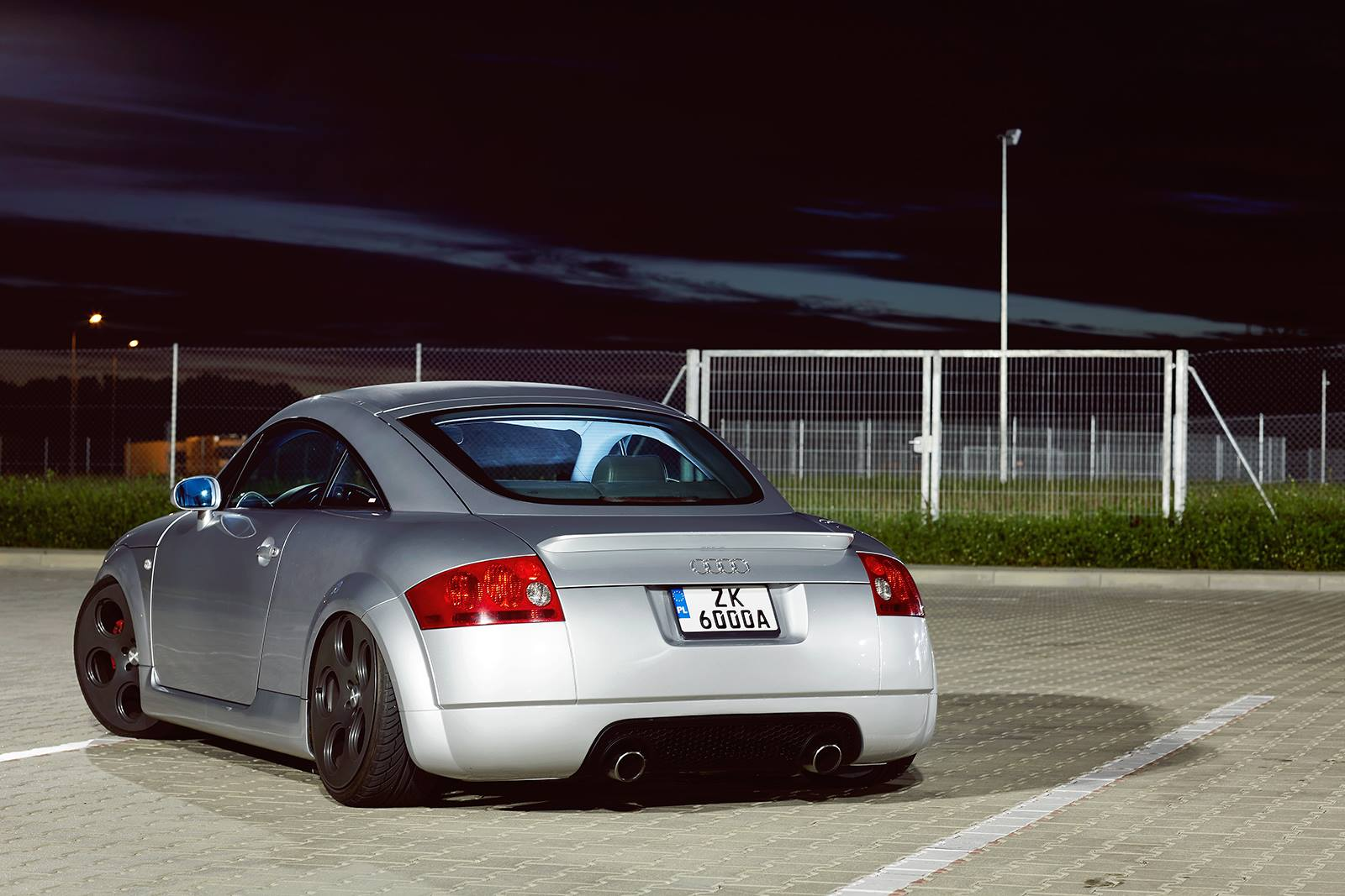 Audi Tt Airride System Mapet Tuning Group