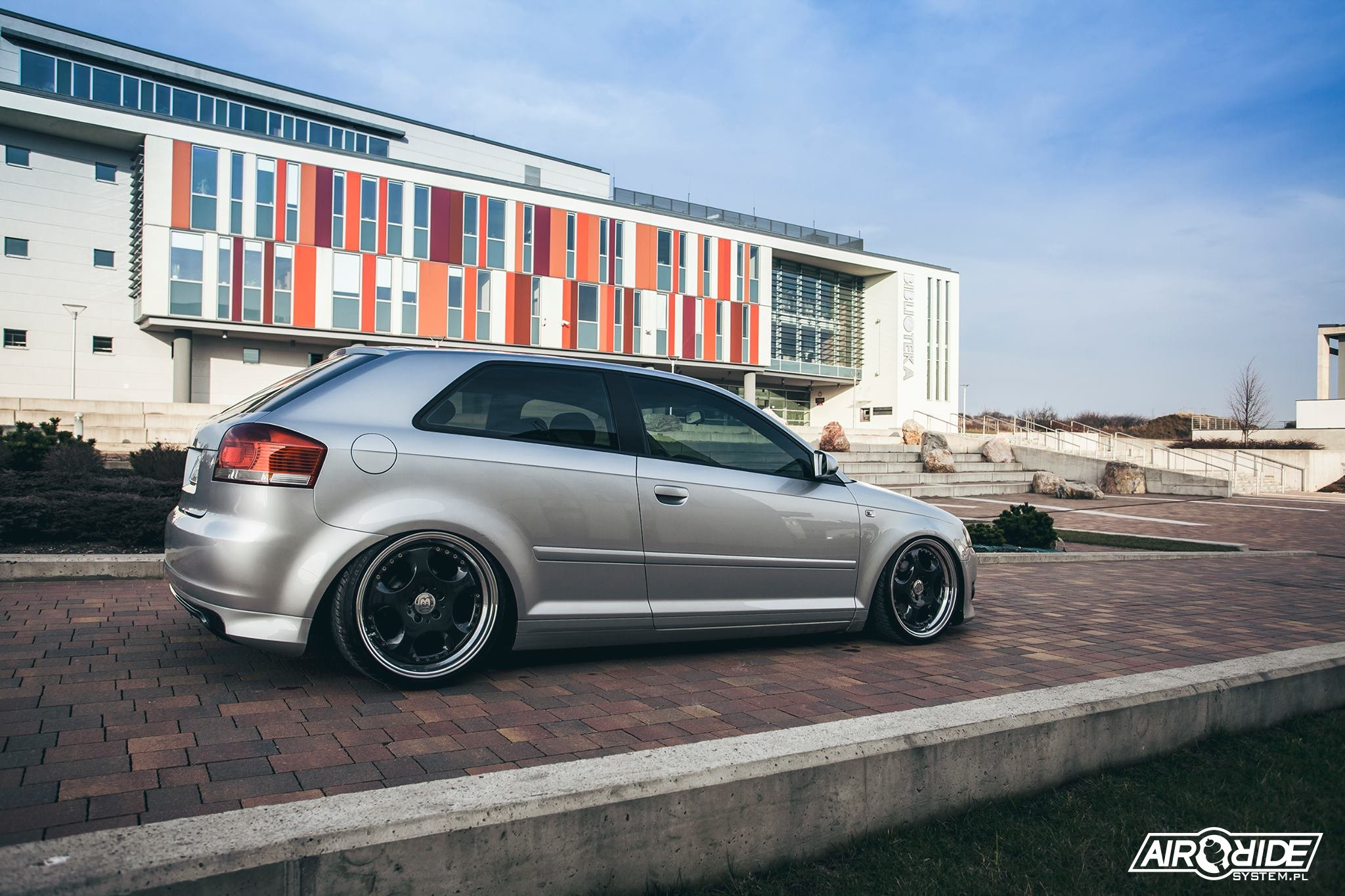 audi a3 8p airride system mapet tuning group. Black Bedroom Furniture Sets. Home Design Ideas