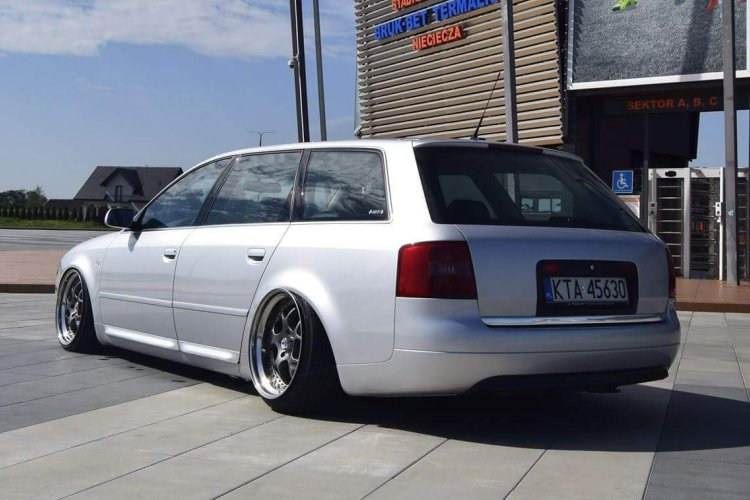 Audi A6 C5 Avant Airride System Mapet Tuning Group
