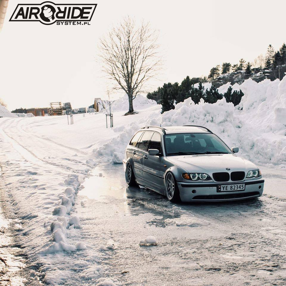 Bmw E46 Touring Airride System Mapet Tuning Group
