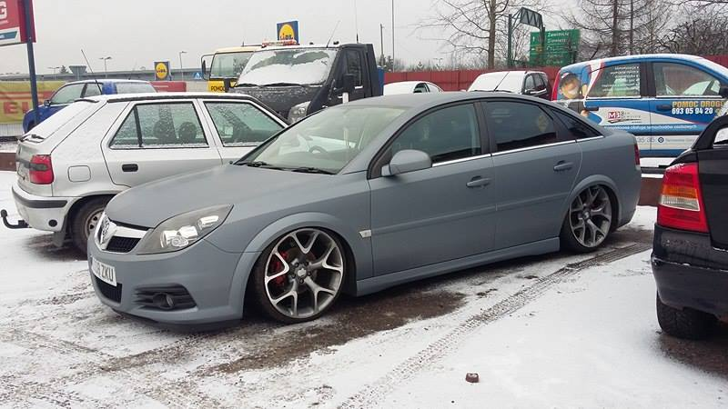 Opel Vectra C - airRIDE-System - MAPET-TUNING GROUP